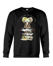 Elephant autism awareness  Crewneck Sweatshirt thumbnail