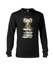 Elephant autism awareness  Long Sleeve Tee thumbnail
