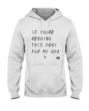 Class Of 2024 Hooded Sweatshirt front