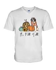 Bernard V-Neck T-Shirt thumbnail