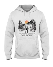 And Into The Forest I Go To Lose My Mind Hooded Sweatshirt tile