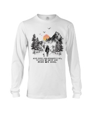 And Into The Forest I Go To Lose My Mind Long Sleeve Tee thumbnail