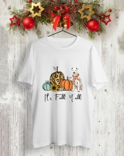 Dogo Argentino Classic T-Shirt lifestyle-holiday-crewneck-front-2