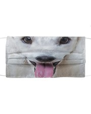 Dog Mask 18 Cloth face mask front