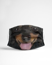 Dog Mask 43 Cloth face mask aos-face-mask-lifestyle-22