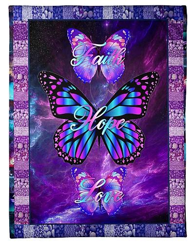 Butterfly Faith Hope Love
