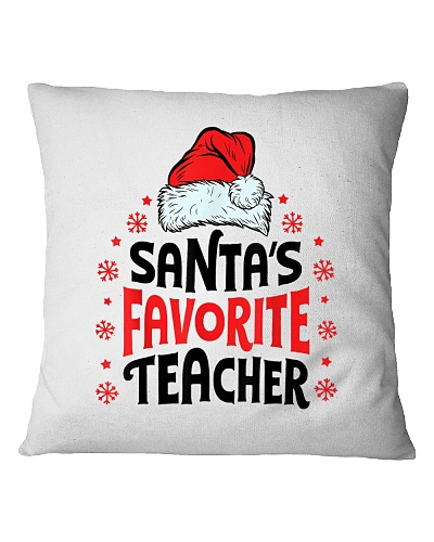 Santa's Favorite Teacher Christmas