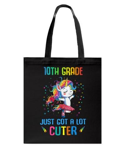 Unicorn 10th Grade Cuter