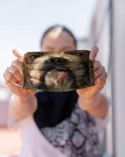 Dog Mask 39 Cloth face mask aos-face-mask-lifestyle-07