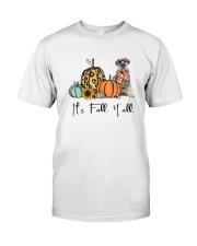 Schnauzer Classic T-Shirt front