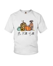Schnauzer Youth T-Shirt thumbnail