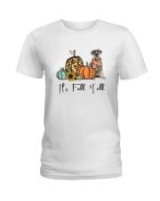 Schnauzer Ladies T-Shirt thumbnail
