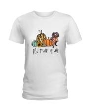 Boykin Spaniel Ladies T-Shirt thumbnail