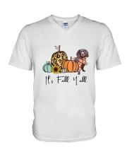 Boykin Spaniel V-Neck T-Shirt thumbnail
