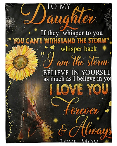 To Daughter