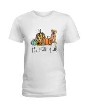 Puggle Ladies T-Shirt thumbnail