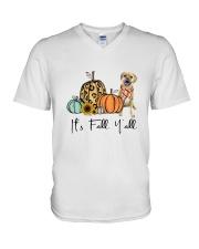 Puggle V-Neck T-Shirt thumbnail