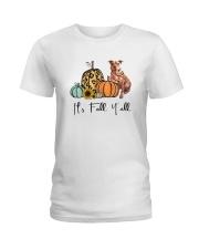 Pit Bull Ladies T-Shirt thumbnail