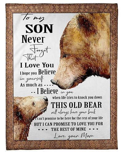 To My Son Bears