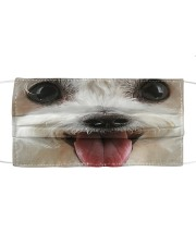 Dog Mask 26 Cloth face mask front