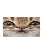 Cat Mask 8 Cloth face mask front