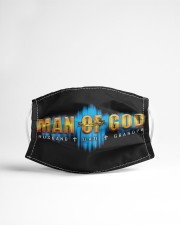 Man Of God  Cloth face mask aos-face-mask-lifestyle-22