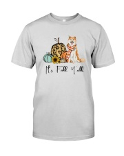 Dog Fall Akita Premium Fit Mens Tee thumbnail