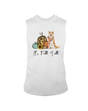 Dog Fall Akita Sleeveless Tee thumbnail