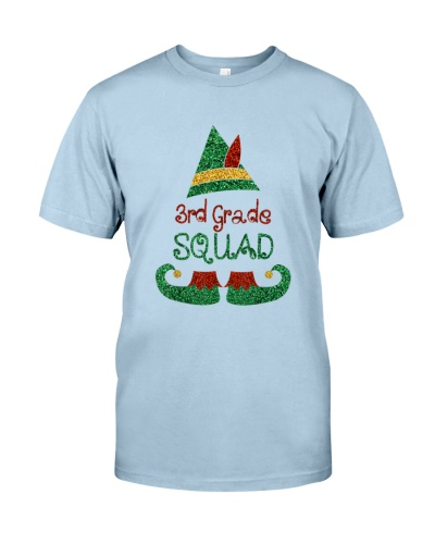 3rd Grade Squad Teachers Christmas