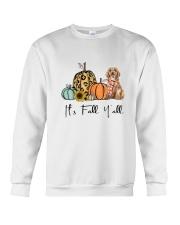 Cockapoo Crewneck Sweatshirt thumbnail