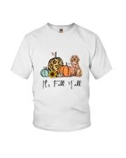 Cockapoo Youth T-Shirt thumbnail