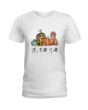 Cockapoo Ladies T-Shirt thumbnail