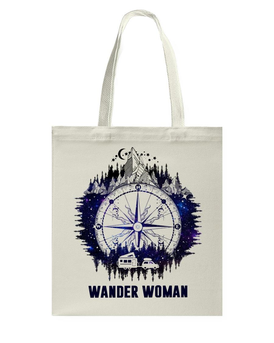 Wander Woman Tote Bag