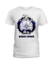 Wander Woman Ladies T-Shirt front