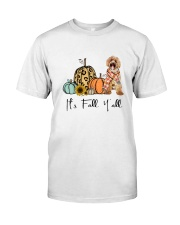 Labradoodle Classic T-Shirt front