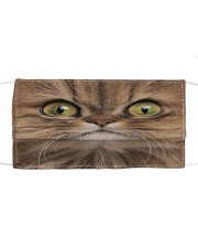 Cat Mask 11 Cloth face mask front