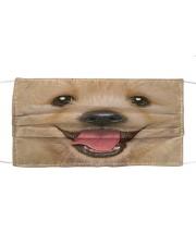 Dog Mask 54 Cloth face mask front