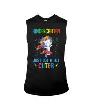 Unicorn Kindergarten Cuter Sleeveless Tee thumbnail
