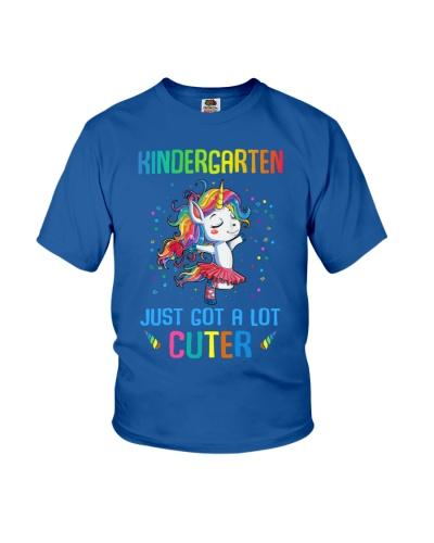 Unicorn Kindergarten Cuter