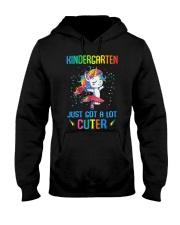 Unicorn Kindergarten Cuter Hooded Sweatshirt thumbnail