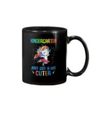 Unicorn Kindergarten Cuter Mug thumbnail