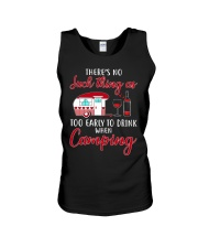 There's No Such Thing As Too Early To Drink Unisex Tank thumbnail