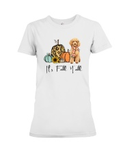 Poodle Premium Fit Ladies Tee thumbnail