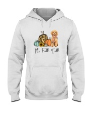 Poodle Hooded Sweatshirt thumbnail