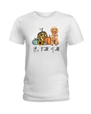 Poodle Ladies T-Shirt thumbnail