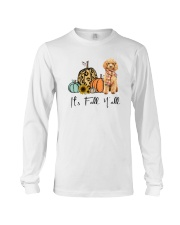 Poodle Long Sleeve Tee thumbnail