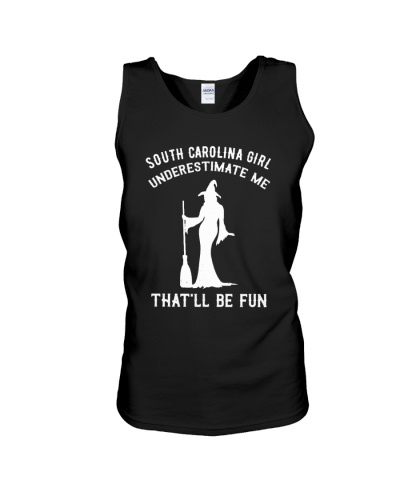 South Carolina Girl Underestimate Me