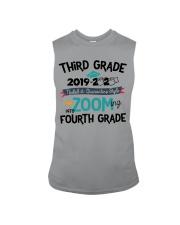 3RD GRADE ZOOMING INTO 4TH GRADE Sleeveless Tee thumbnail