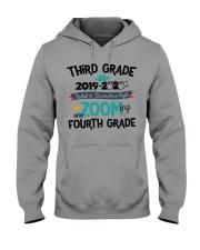 3RD GRADE ZOOMING INTO 4TH GRADE Hooded Sweatshirt thumbnail