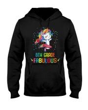 Family 8th Grade Magical QUYT Black Hooded Sweatshirt thumbnail